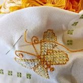 Getting Out Stains in Needlework