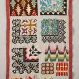 How to Block a Needlepoint Canvas