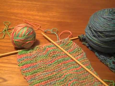 Crocheting Vs Knitting