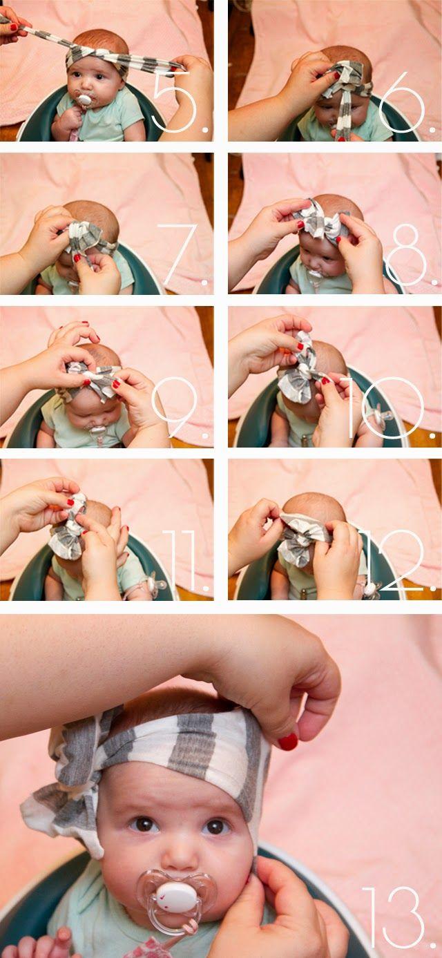 5 Minute No Sew Diy Headband Tutorial Sewing Headbands